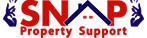 SNAP Property Support Logo
